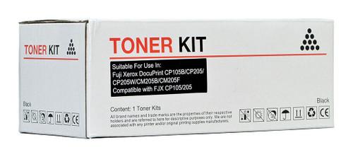 Fuji Xerox Compatible CP105/205 Black Toner Cartridge (CT201591)
