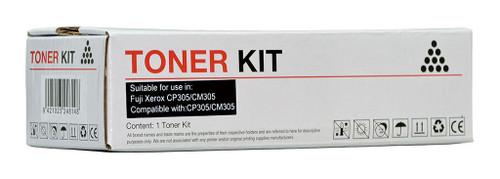 Fuji Xerox Compatible CP305 Black Toner Cartridge (CT201632)
