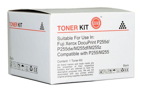 Fuji Xerox Compatible P255 Black Toner Cartridge (CT201918)