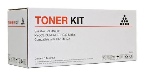 Kyocera Compatible TK-120 Black Toner Cartridge
