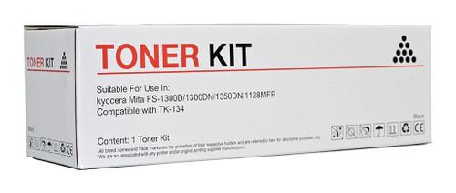 Kyocera Compatible TK-134 Black Toner Cartridge