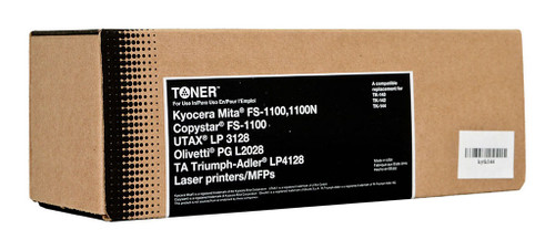 Kyocera Compatible TK-144 Black Toner Cartridge