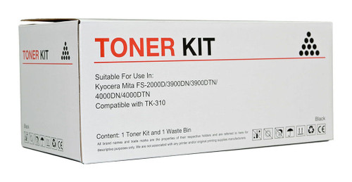 Kyocera Compatible TK310 Black Toner Cartridge