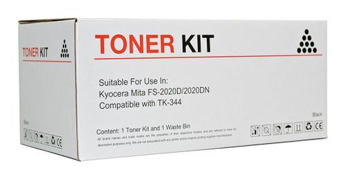 Kyocera Compatible TK344 Black Toner Cartridge