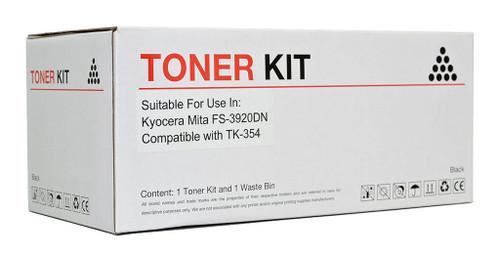 Kyocera Compatible TK354 Black Toner Cartridge