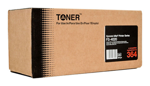 Kyocera Compatible TK364 Black Toner Cartridge