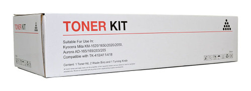 Kyocera Compatible TK410 Black Toner Cartridge