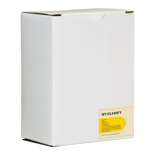 Lexmark Remanufactured C543 Yellow Toner