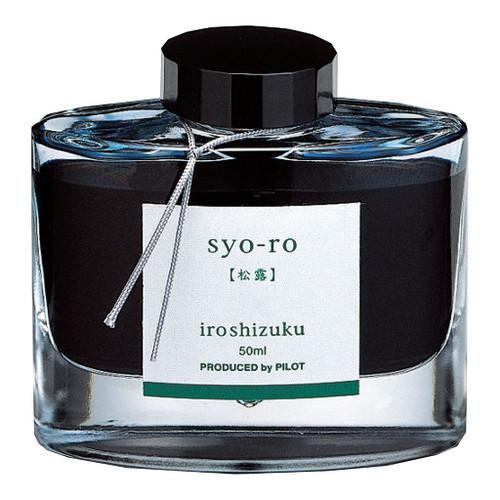 Pilot Iroshizuku Ink 50Ml Dew On Pine TreeSyo-ro (INK-50-SY)