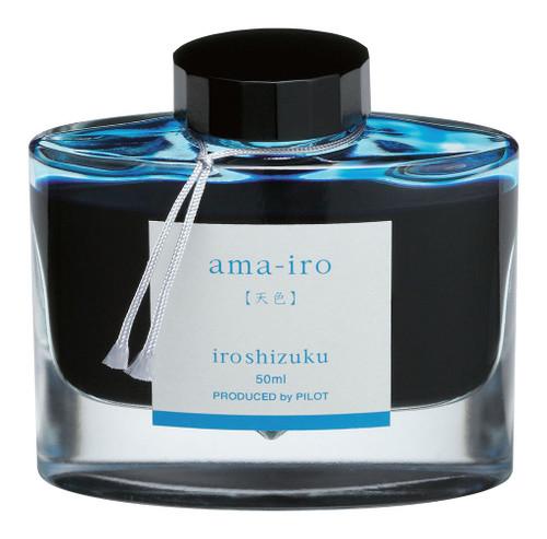 Pilot Iroshizuku Ink 50Ml Sky Blue Ama-iro (INK-50-AMA)