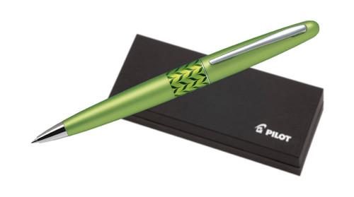 Pilot MR3 Ballpoint Medium Pen Light Green (BP-MR3-M-MB-L)