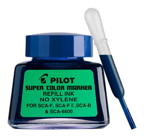 Pilot Refill Ink 30Ml Super Colour Blue (SCA-RF-L)