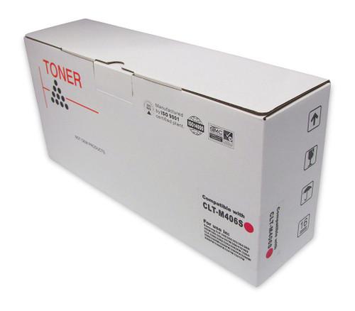 Samsung Compatible CLT-M406S Magenta Toner Cartridge