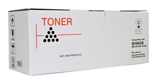 Samsung Compatible ML1660 Black Toner Cartridge (MLT- D104X)