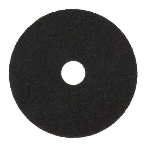 3M Stripper Floor Pad 7200 40Cm Black