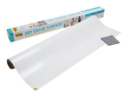 3M Post-It Whiteboard Dry Erase Surface DEF4X3 W1200 X H900mm