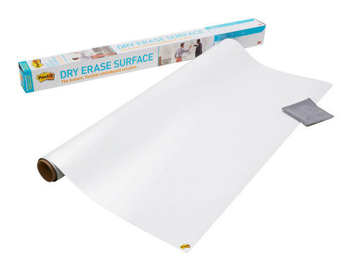 3M Post-It Whiteboard Dry Erase Surface DEF6X4 W1800 X H1200mm
