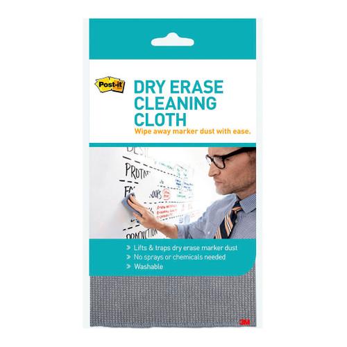 3M Post-It Whiteboard Cloth DEFCLOTH Dry Erase Micro-Fiber