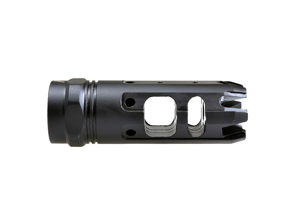Strike Industries King Comp Muzzle Brake Compensator .223 5.56 KingComp-223 AR-15 AR 15 AR15 NATO M4 M2 Flash Hider