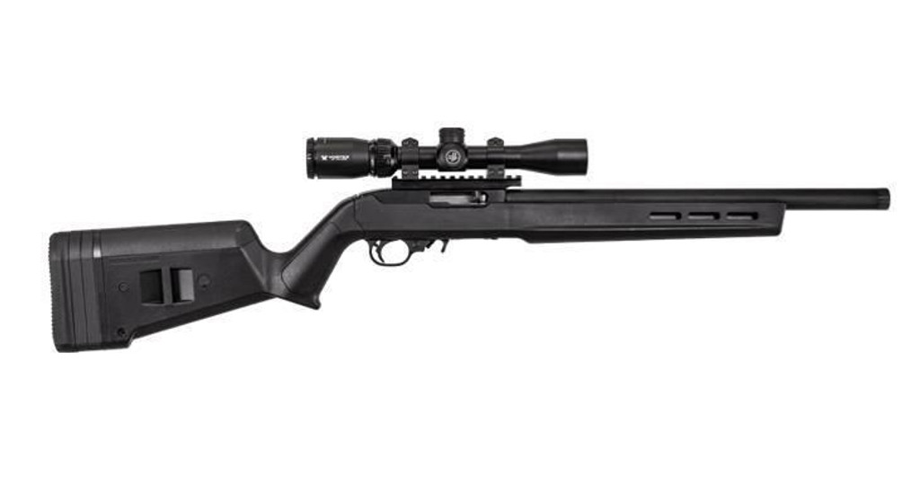 Magpul Hunter X-22 Rifle Stock Ruger 10/22 .22LR .22 Rimfire  Aftermarket QD  M-LOK MAG548-BLK Black