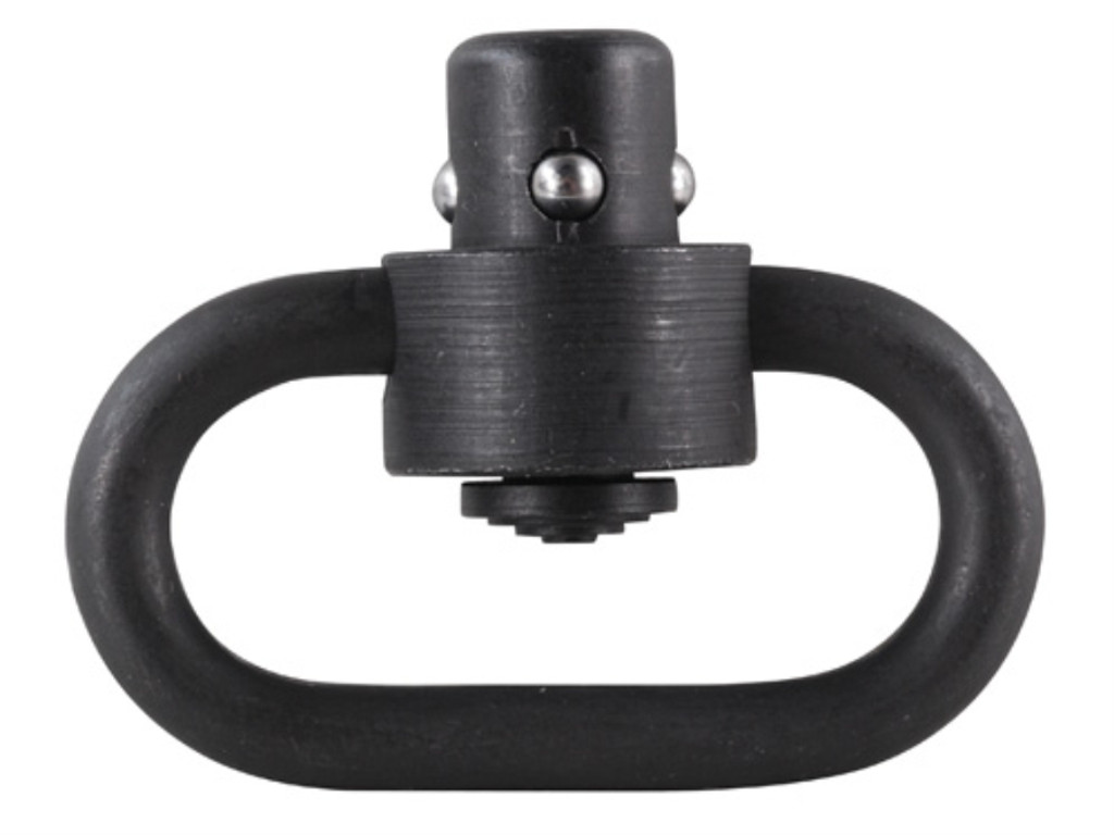 GG&G Enhanced Heavy Duty Push Button Quick Detach Sling Swivel GGG-1418 813157002991