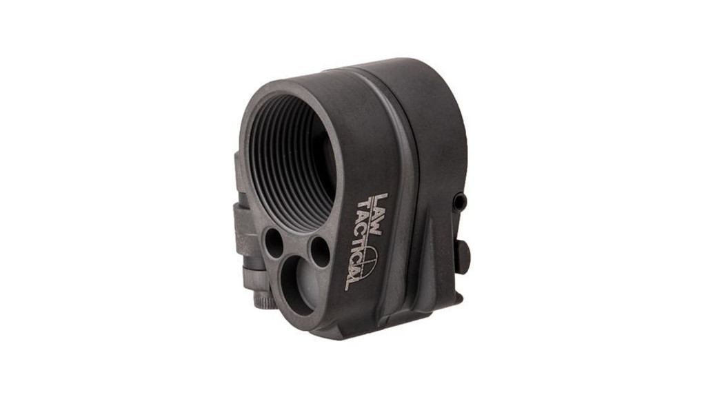 Law Tactical AR Folding Stock Adapter Gen 3-M Black