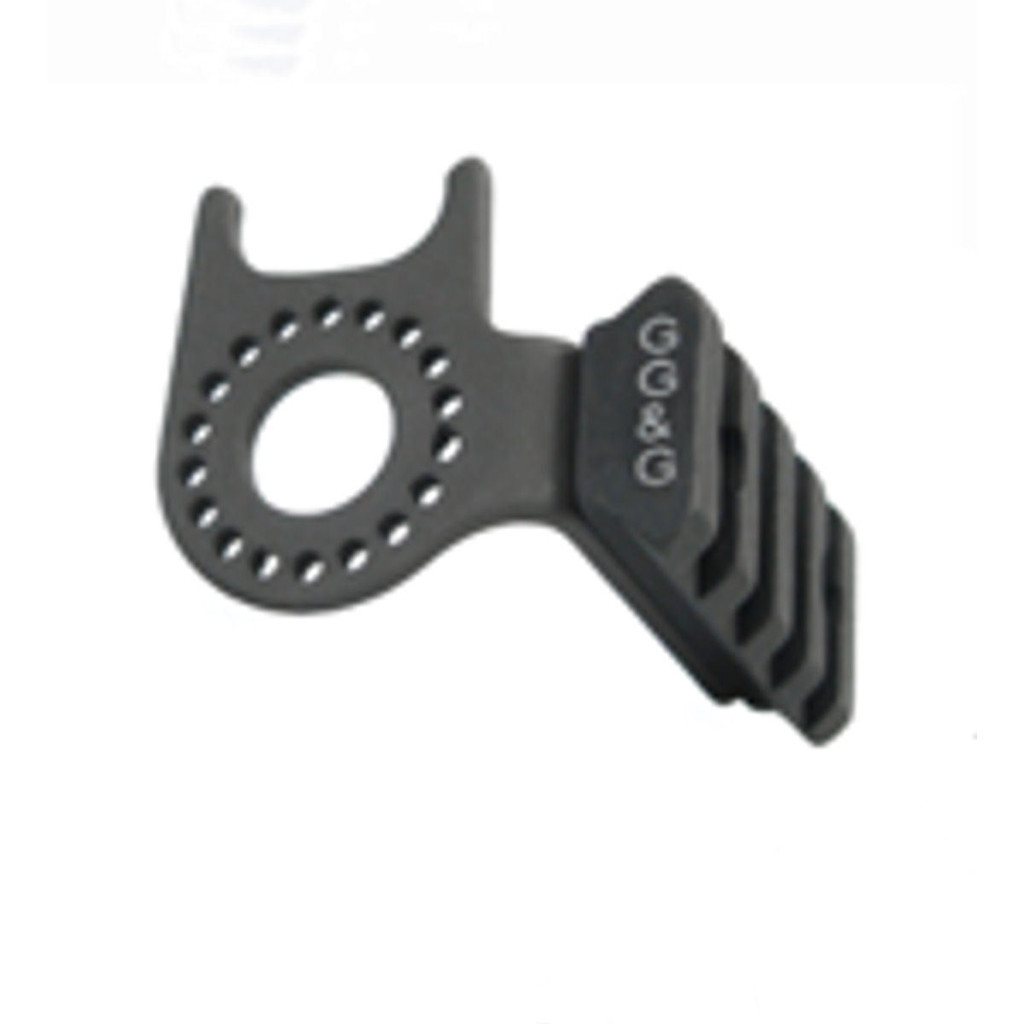 GG&G Light Mount for Mossberg 500 Black GGG-1619R