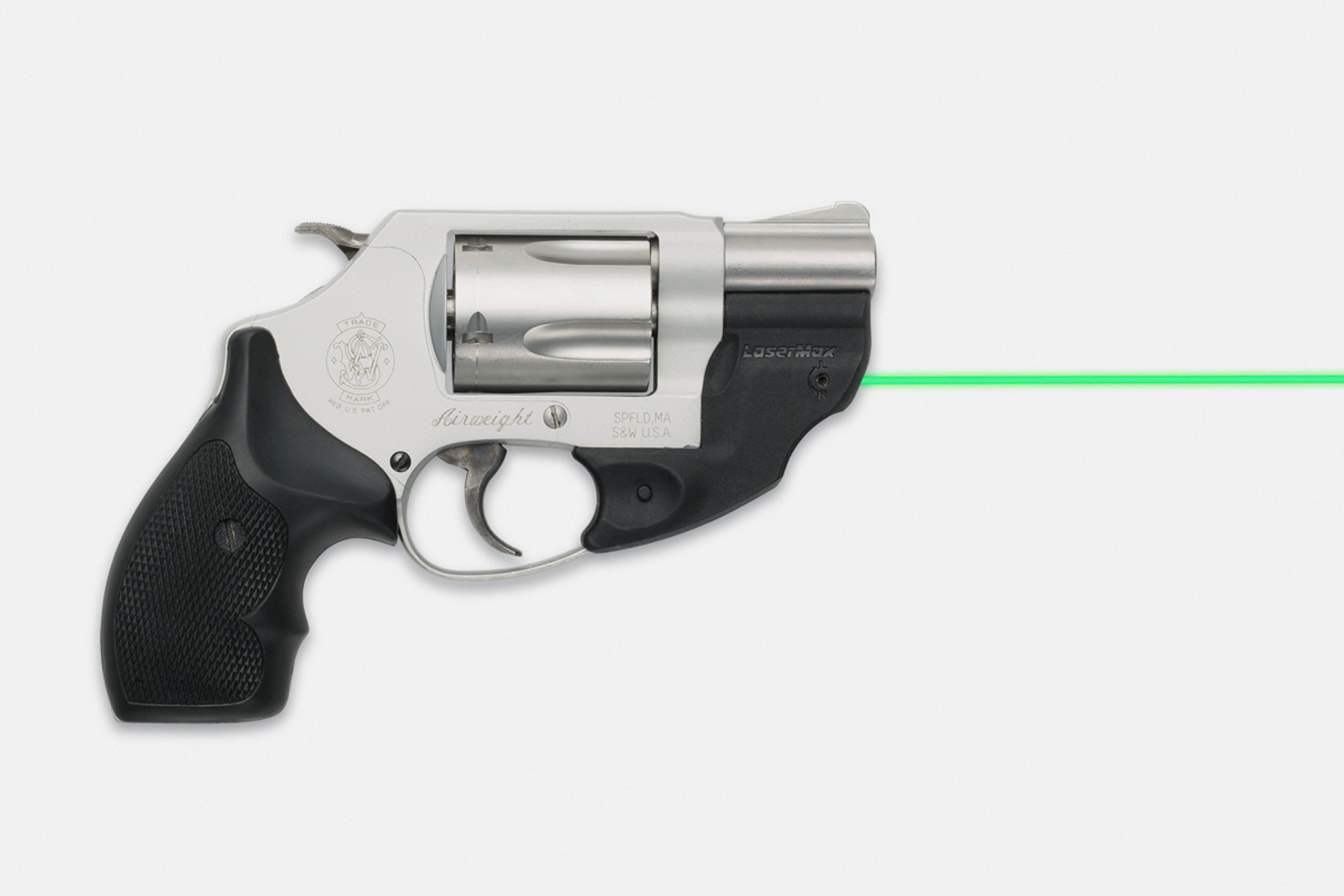 LaserMax Centerfire Green Laser Smith & Wesson J-Frame - Wise Tactical