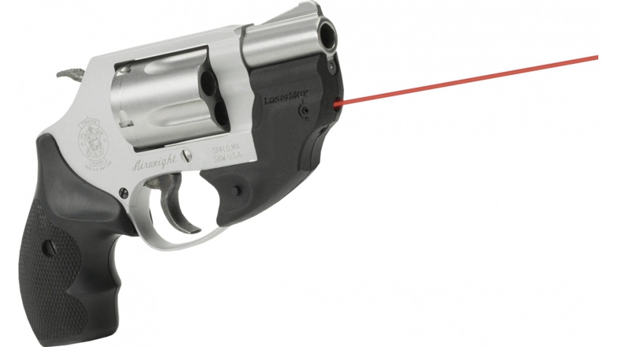 LaserMax Centerifre Red Laser Smith & Wesson J-Frame - Wise Tactical