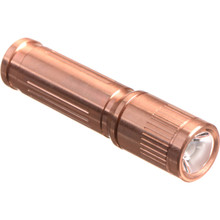 Olight i3E-CU EOS 120 Lumen Mini Keychain Flashlight Copper