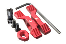 Strike Industries Ambidextrous Strike Selector Switch Red 60 90 Degree S-SS-RED 708747545159 AR15 AR 15 AR-15 .223 5.56