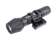 "Odin Works 1"" M-LOK Rail Flashlight Mount Black Aluminum FLM-ML 856205005643 Light Attachment"