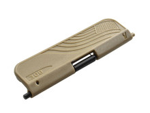 Strike Industries AR-10 Enhanced Ultimate Dust Cover Flag FDE 308 AR-UDC-E-308-02-FDE 700598350654 Flat Dark Earth