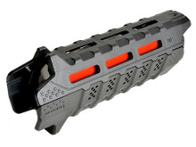 Strike Industries AR-15 Viper Handguard Carbine Length M-LOK Black Red VIPER-HG-CBK-RED 708747544381 Heat Shield