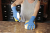 Heavy Duty Latex Disposable Gloves - 14ML