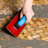 """4"""" x 9"""" Grout Float Solid Urethane Bottom"""