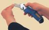 Utility Knife w/ Comfort Grip Handle & EZ Blade Change