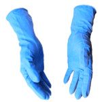 Heavy Duty Latex Disposable Gloves - 14ML