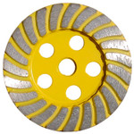 "4"" Turbo Cup Diamond Grinding Wheel"