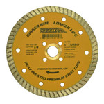 "5"" Turbo Diamond Blade"