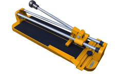 Ball Bearing Tile Cutter w/ hide a wheel breaker foot 17""