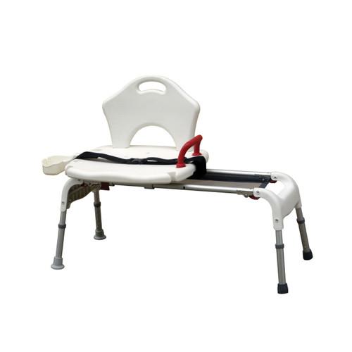 Drive Medical rtl12075 Folding Universal Sliding Transfer Bench