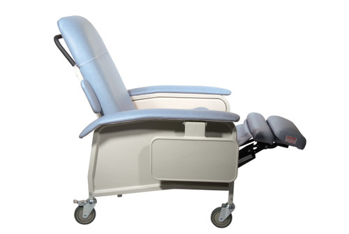 chair mti medical intl geri cradle foot technologies