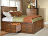 Oak Park Slat Bed