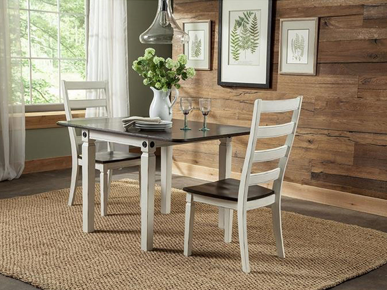 Attirant Glenwood Dining Table And 4 Chairs $499