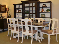 Floor Model Dining Table Clearance