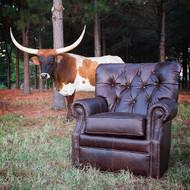Proper care for leather furniture