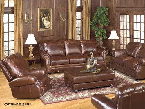 Extra Long Leather Sofa Collection Made In Utah