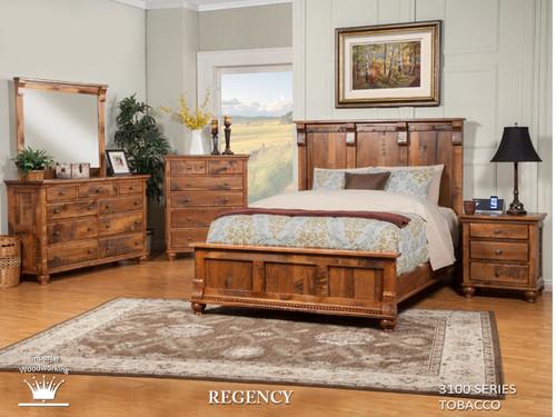 Regency Bedroom Set