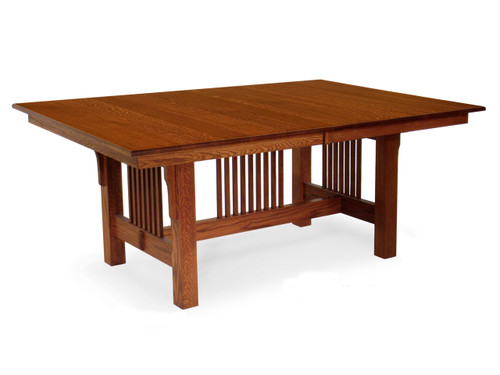 T17 Mission Dining Table